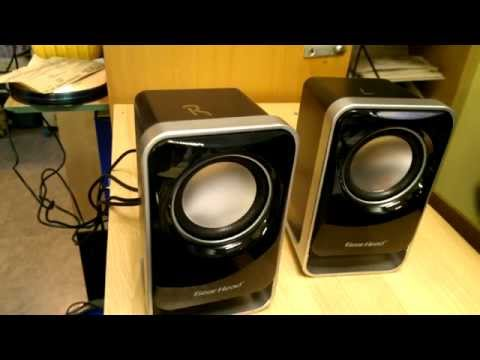 Gear Head USB Powered Speakers – Review