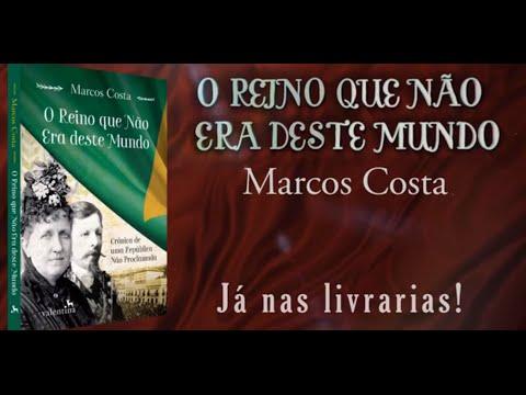 O Reino que Não Era deste Mundo (Marcos Costa) - Book Trailer