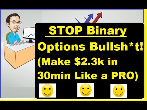 Lessons on how to work on binary options