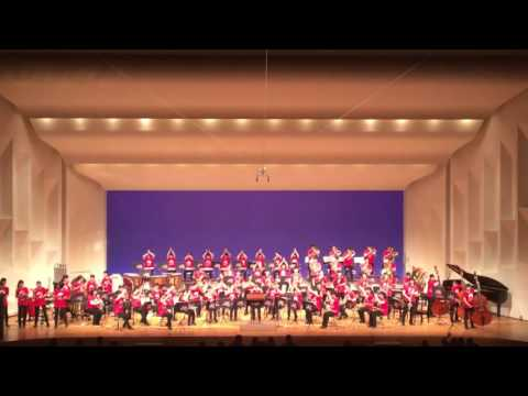越谷市立北中学校第11回定期演奏会 テキーラ