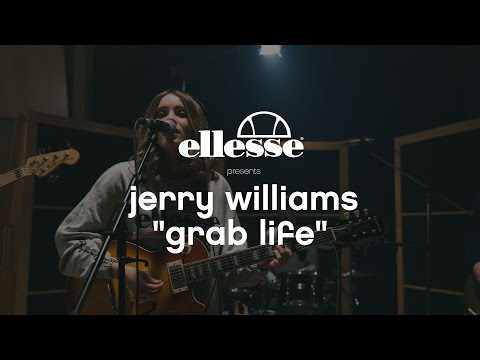 Jerry Williams - Grab Life | ellesse Make it Music