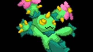 Maractus  - (Pokémon) - Pokemon Black and White - Maractus's Cry
