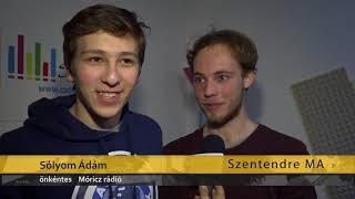 Szentendre MA / TV Szentendre / 2018.03.13.