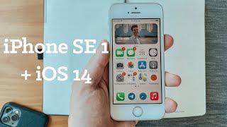 He Instalado IOS 14 En El IPhone SE 1...y Esta Es Mi Impresión