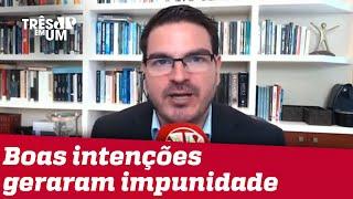 Constantino: Nada justifica a decisão de Marco Aurélio Mello