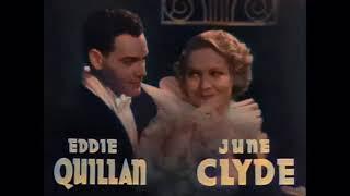 Hollywood Party Trailer (Laurel & Hardy) Disney - COLOR