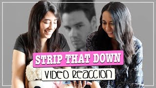 REACTION ♥ Strip That Down (Video) - Liam Payne (Español)  || IJASV