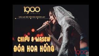 Chi Pu & Masew - Đoá Hoa Hồng (Queen) Live in 1900 Music Box
