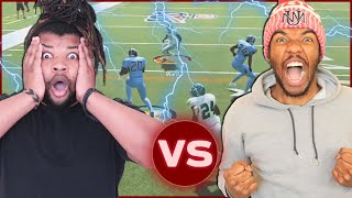 HIGH STAKES GAME! LOSER Gets A Haircut From Trent! (Madden 20)