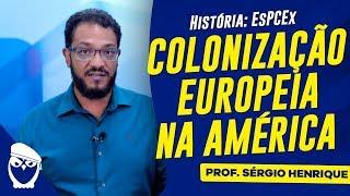 História: EsPCEx - Prof. Sérgio Henrique