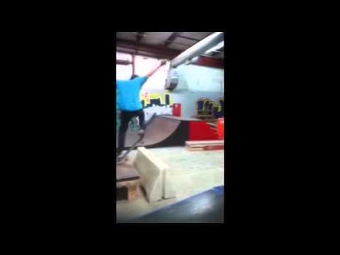 Half Pipe Thrills Skatepark