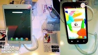 Torque Product Launching, Droidz Tablets, Featured Phones and Android Smart Phones