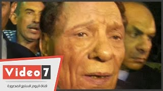 """تحميل اغاني بالفيديو.. عادل إمام فى عزاء سعيد صالح: """"فقدت صديق العمر"""" MP3"""