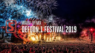 Defqon.1 Festival 2019 | Warm-Up Mix by Scantraxx