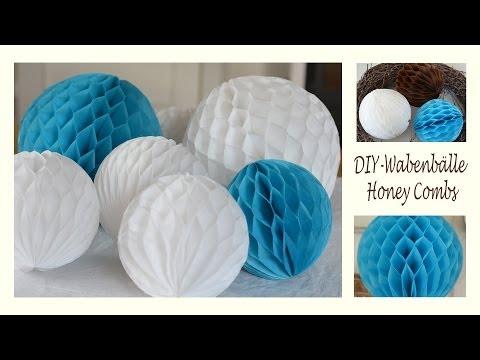 Honeycombs im Eigenbau - So simpel wie schön