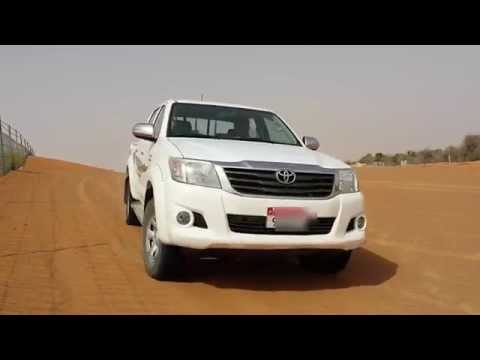 NEW Toyota Hilux petrol 2015 Model in UAE