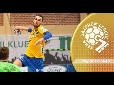 Play of the match: Borut Mackovsek (Nexe vs Celje PL)