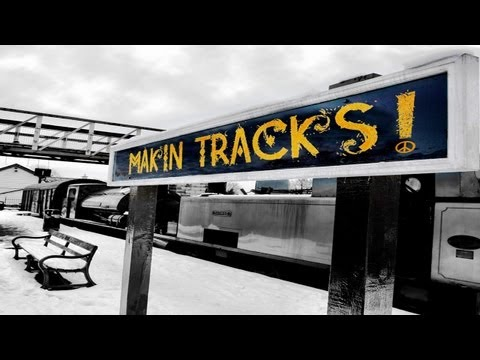The Boondock Hippy – Makin Tracks: Music