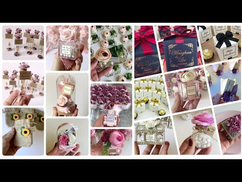 Wedding favors Box Ideas||Make your moments more special!