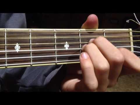Черный ворон, на гитаре. Разбор, Аккорды. Урок игры на гитаре.