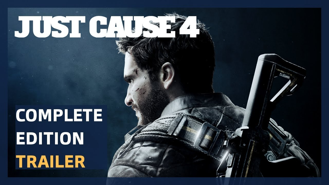 Video JUST CAUSE 4: COMPLETE EDITION [Steam]