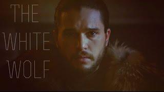 (GoT) Jon Snow || The White Wolf