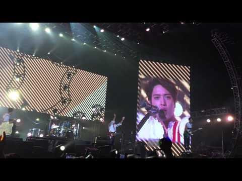 'Diamond Girl' CNBLUE, FNCKINGDOM 2015 in Hong Kong