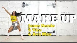 MAKE UP - Jason Derulo & VICE & Ava Max | ZUMBA Fitness
