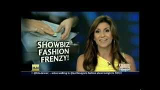 Jill Simonian's Entertainment News Reel (2012)