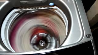 Lavadora LG 18Kg #19 Teste de Suspensão 1