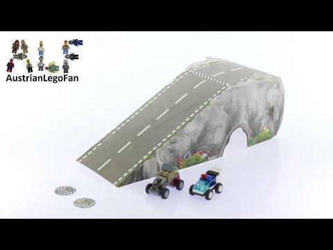 Vidéo LEGO City 5004404 : Course-poursuite avec la police (Polybag)