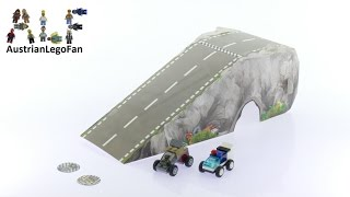 Lego City 5004404 Police Chase - Lego Speed Build Review