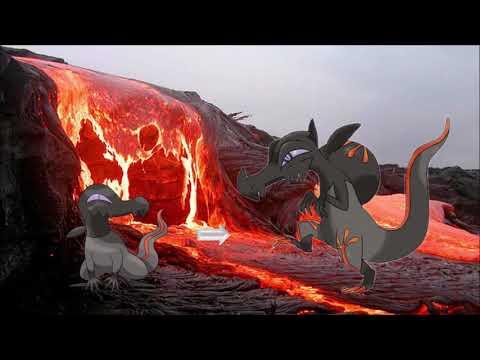 Fakemon evolution Kalos & Alola