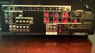 Onkyo TX NR616 Network Surround Sound Receiver Review