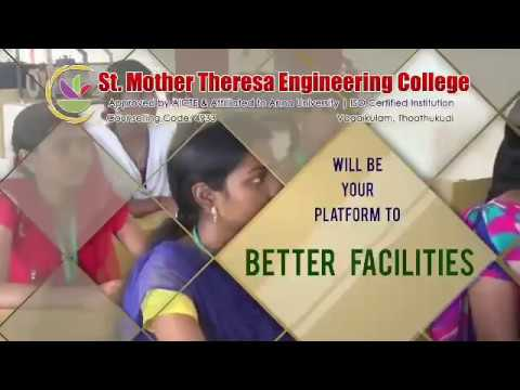 St. Mother Theresa engg college ATROCITIEs troll Engg students must watch