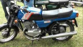 "Wystawa motocykli ""Legendy PRL-u"" - 3.06.2012"