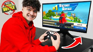 FAZE JARVIS PLAYS FORTNITE AGAIN...