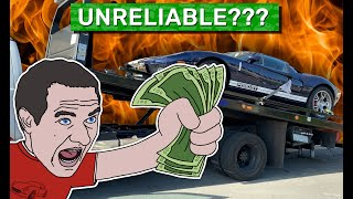 Here's Why I Buy Unreliable Cars