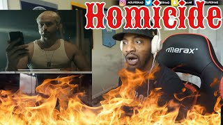 Logic   Homicide Ft. Eminem (Official Video) (Reaction)