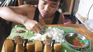 Vawkthau eileh phawt mai | Northeast Mukbang | EM CRAZY