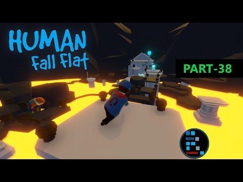 Human: Fall Flat | Funniest Game Ever Custom Map (PART-38)