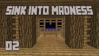 ►SO SKETCHY!   Sink Into Madness #2   Modded Minecraft◄