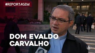 [Dom Evaldo Carvalho dos Santos comenta Sínodo para a Amazônia]