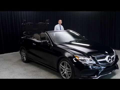 Espresso Brown/Black soft top E 400 - 2017 Mercedes-Benz E-Class E 400 Mercedes Benz of Scottsdale