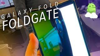 Foldgate: Why are Samsung Galaxy Fold displays already failing?