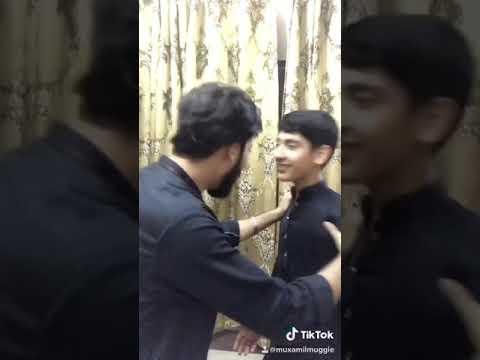 Funny amantchan dialogue act on TikTok