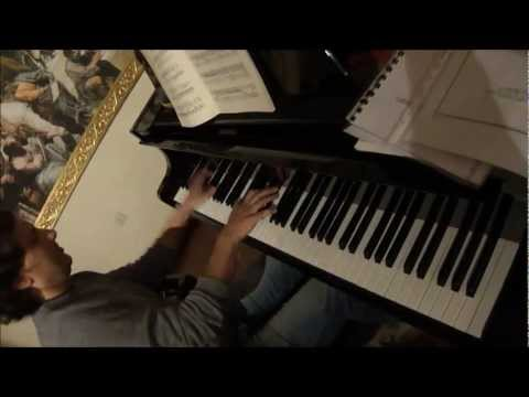 Riprese brano di Schubert (Improvviso n°I)