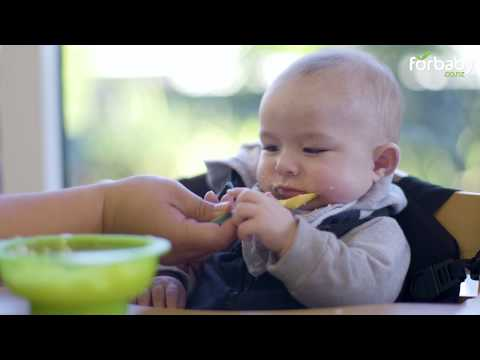 Introducing Solids What to Offer