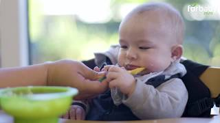 Introducing solids and tips around what to offer - ForBaBy NZ