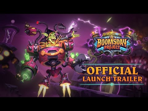 Hearthstone: The Boomsday Project Trailer thumbnail